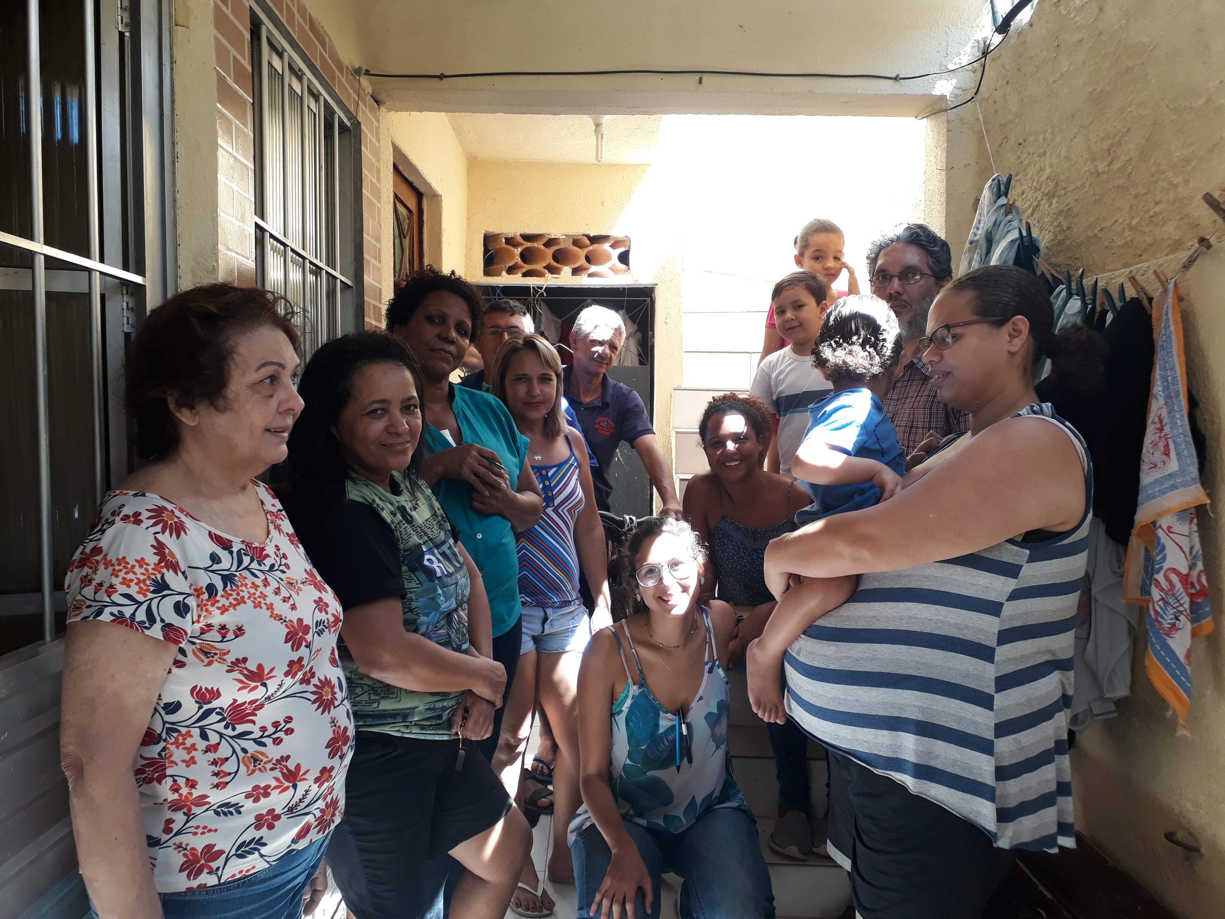 Levantamento na Vila Ambrosina, Rio de Janeiro