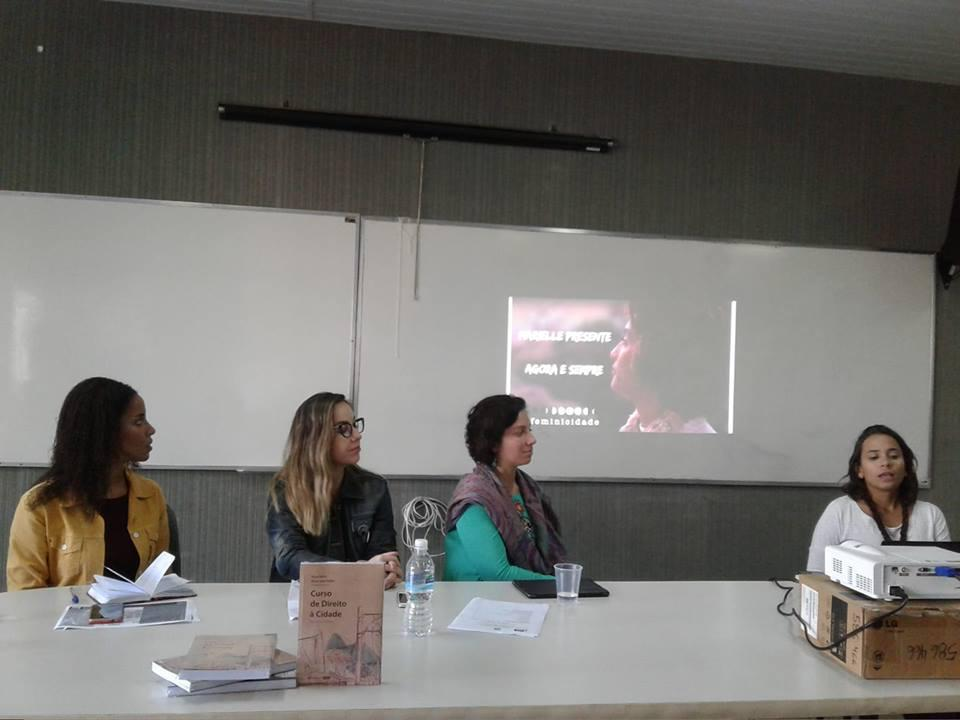 III Seminário de Direito à Cidade na Faculdade de Direito da UFF.